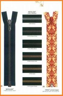 growing history zipper