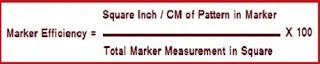 marker efficiency