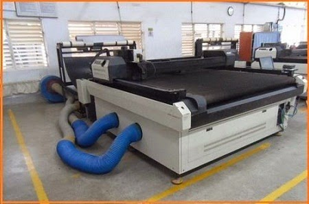 Sewing Machinery used for mass Production in Garment industry