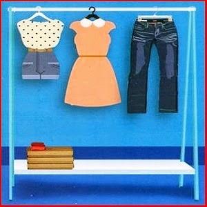 cloth selection