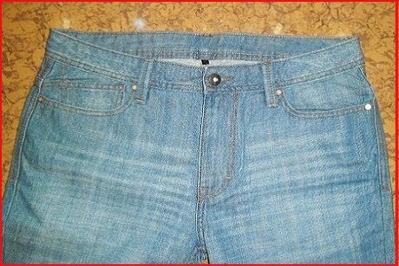 jeans wash
