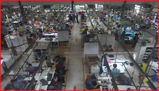 Garment export order execution
