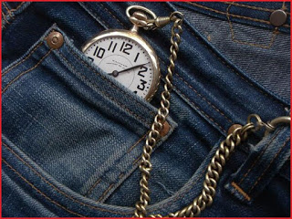 jeans watch pocket