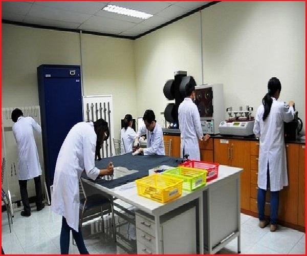 garment-lab-test